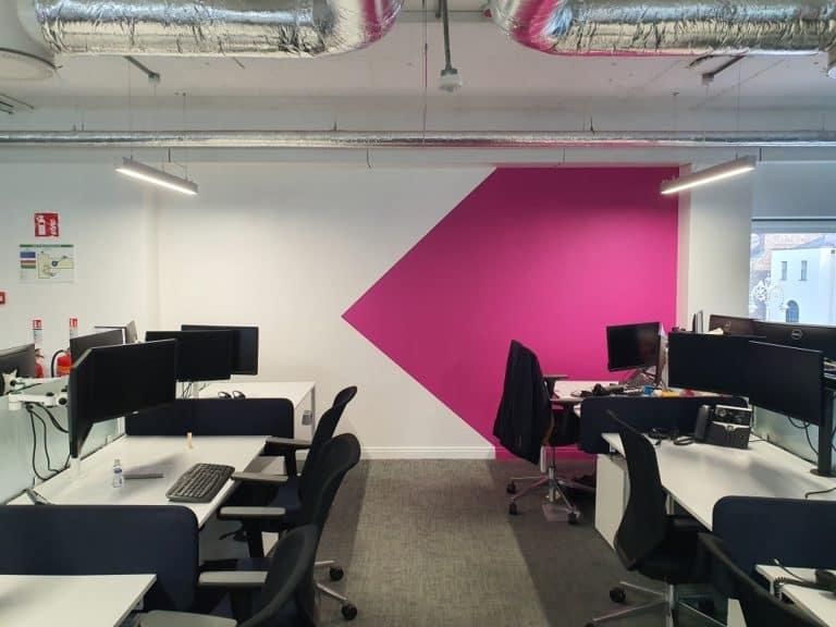 office painting dublin